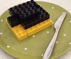Lego themed Australia Day
