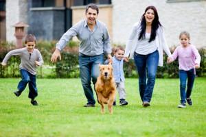 Australia Day = family fun day