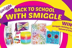 smiggle prize pack