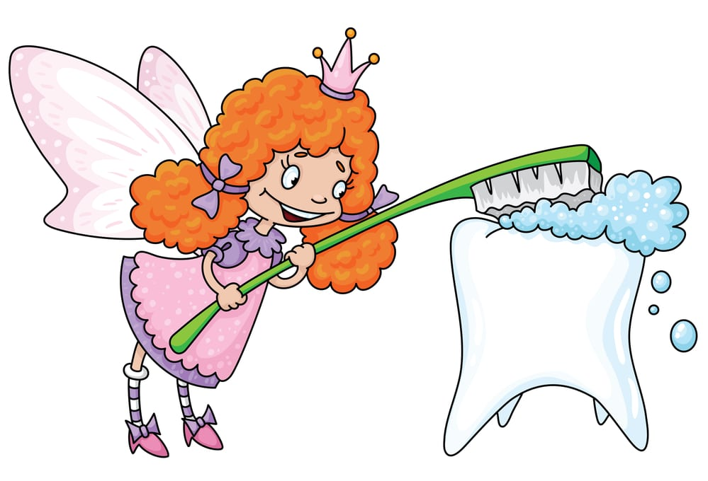 The Tooth Fairy Forgot - HELP
