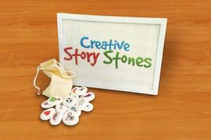 creative story stones