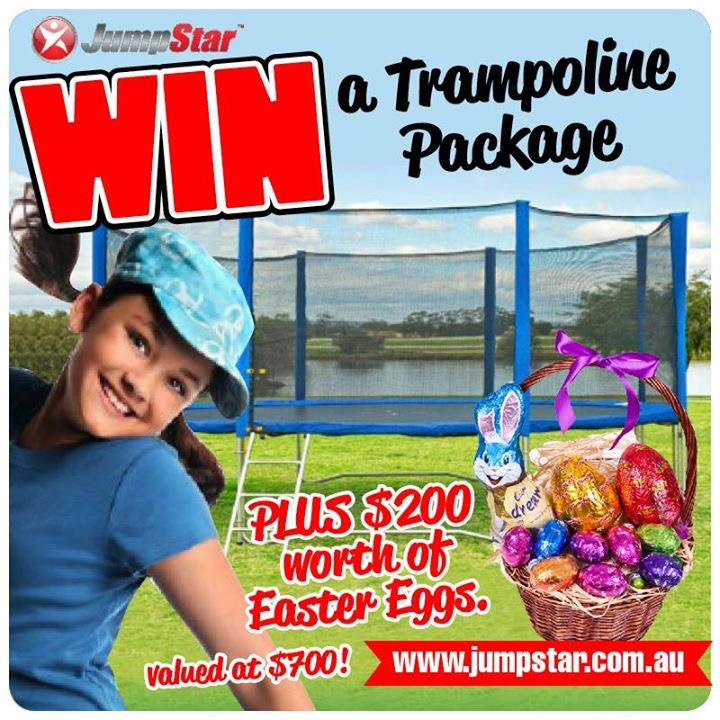 jumpstar trampoline up for grabs baby hints and tips. Black Bedroom Furniture Sets. Home Design Ideas