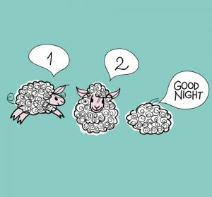 Repetition and association – the key to a good night's sleep