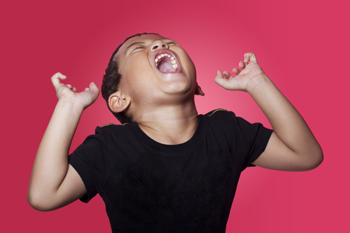 Toddler tantrums for the time-poor parent