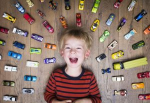 Driving with a toddler - driving me crazy
