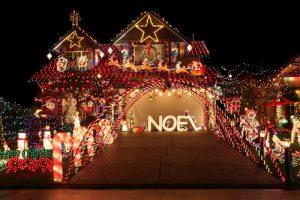 Christmas lights Australia