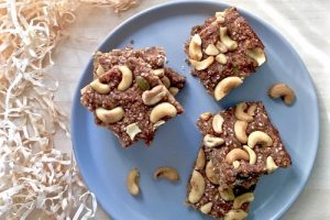 Superfood brownie = super healthy snack