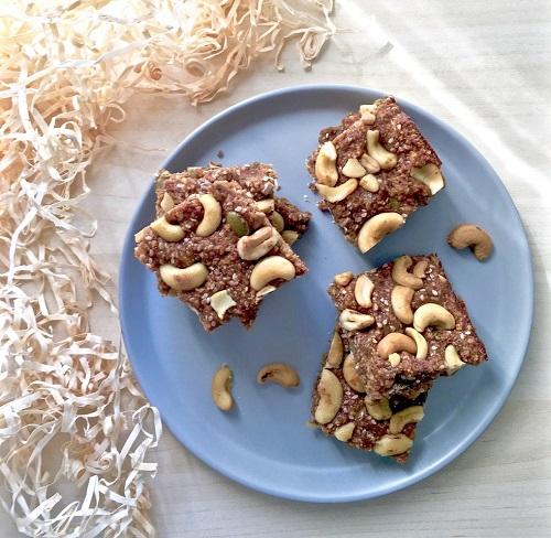 Superfood brownie = super healthy snack