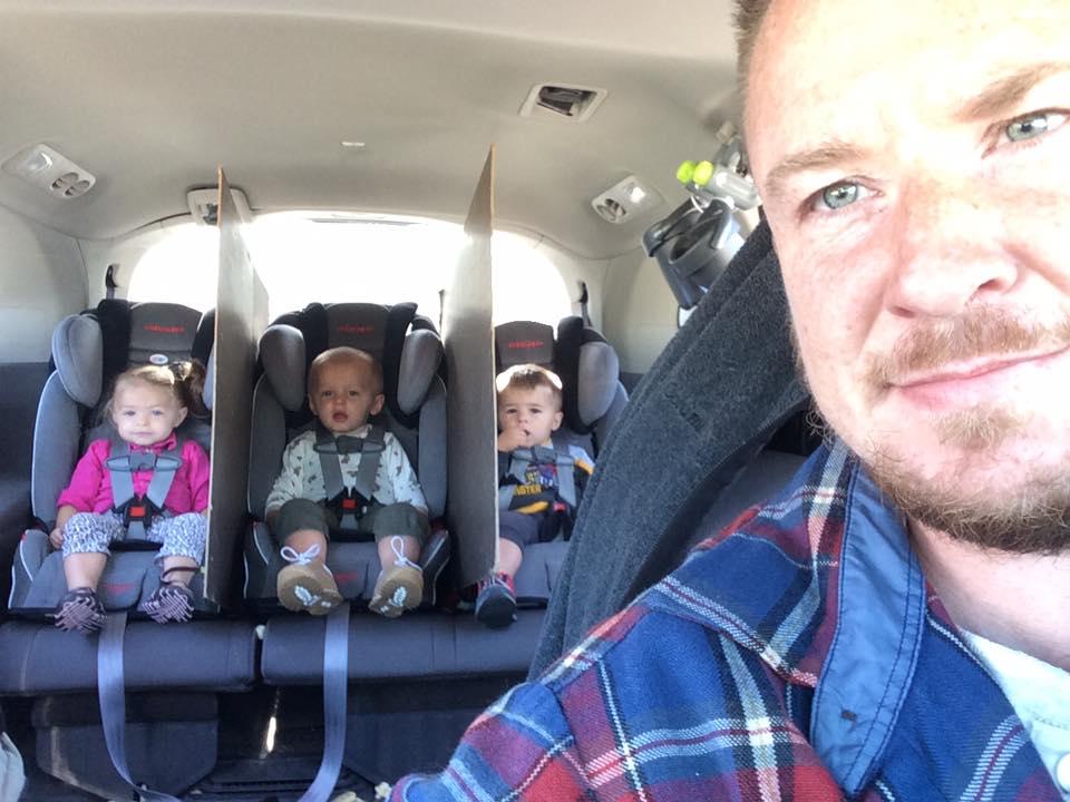 Triplets car hack