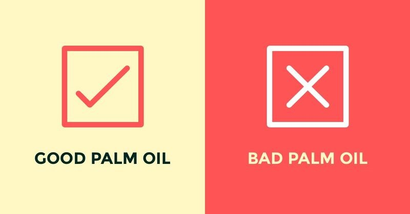 good palm oil vs bad palm oil