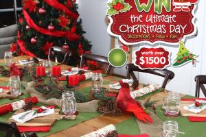 Christmas hamper giveaway