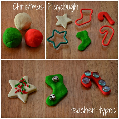 Christmas crafts + activities for baby & toddler