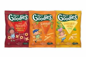Organix goodies - corn puffs
