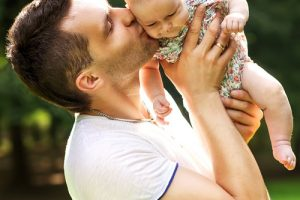 Great Dad? Stop congratulating my husband for parenting