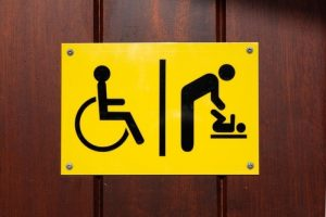 More baby change facilities please