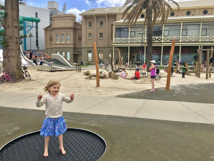 Glenelg Playground
