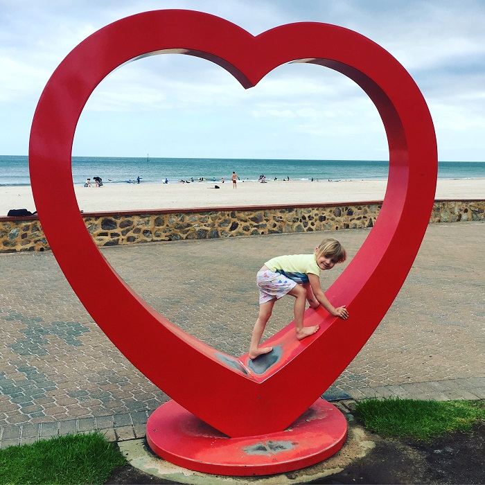 Kid friendly Adelaide - Glenelg with kids