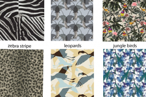 animal print wallpaper