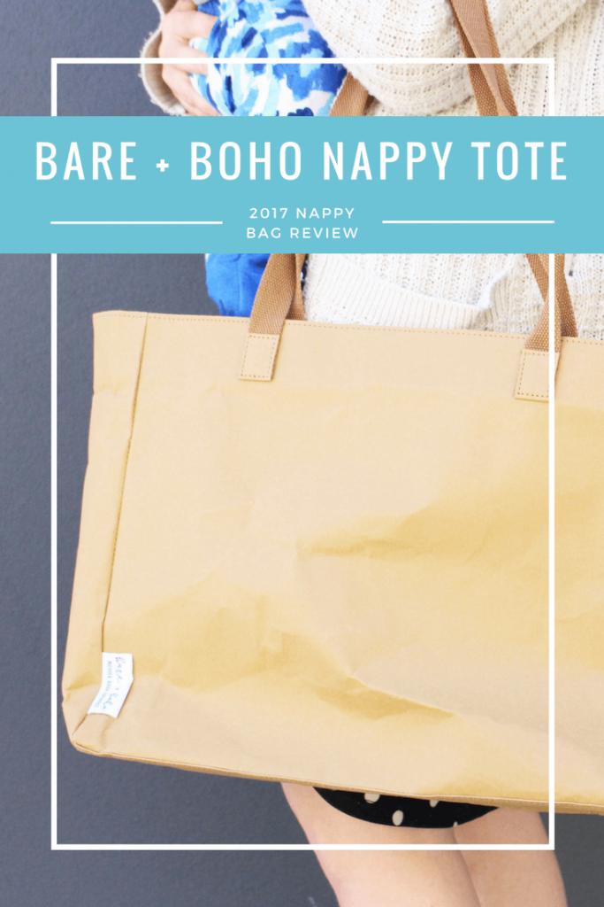 Bare + Boho Nappy Tote 5