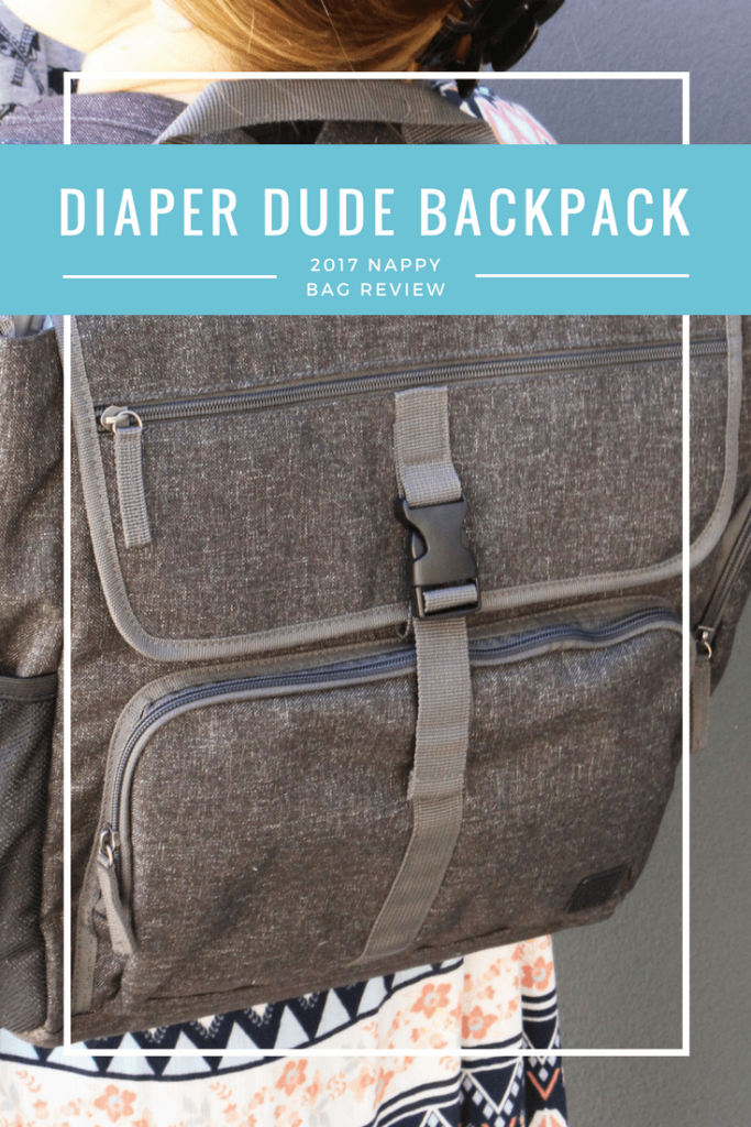 Diaper Dude Backpack