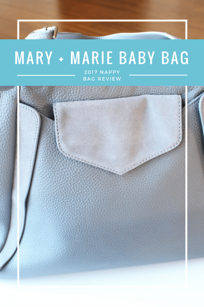 Mary + Marie Baby Bag