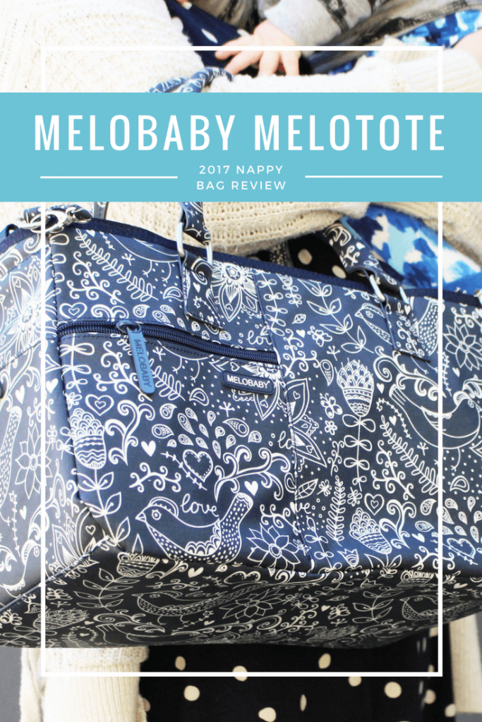 Melobaby Melotote Nappy Bag7