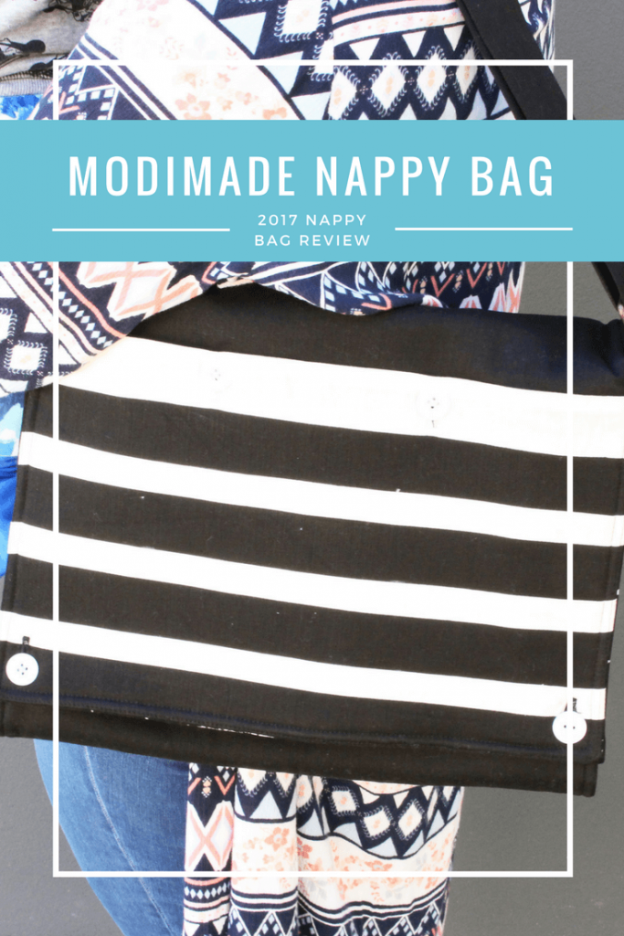 modimade nappy bag
