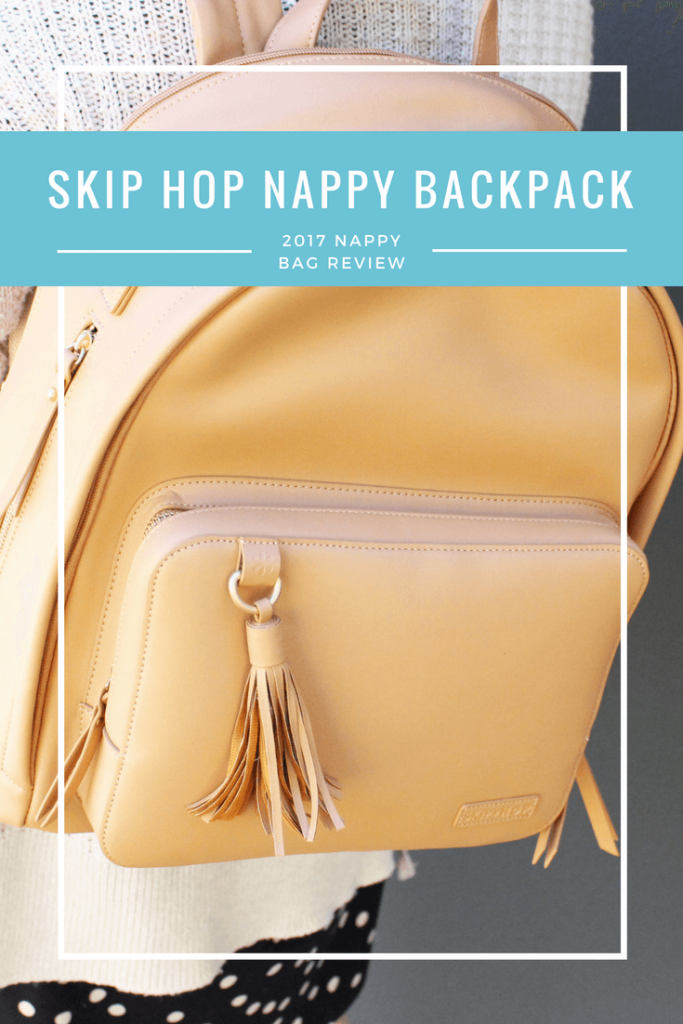 skip hop nappy backpack