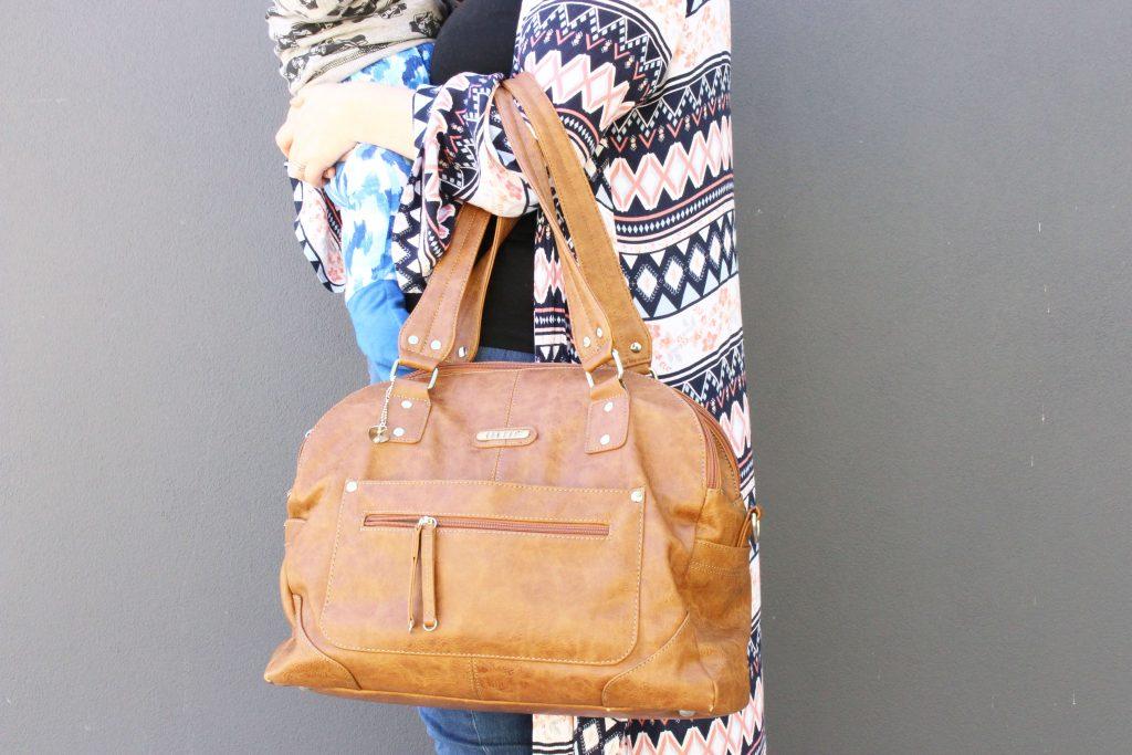 Vanchi Nappy Bag 6