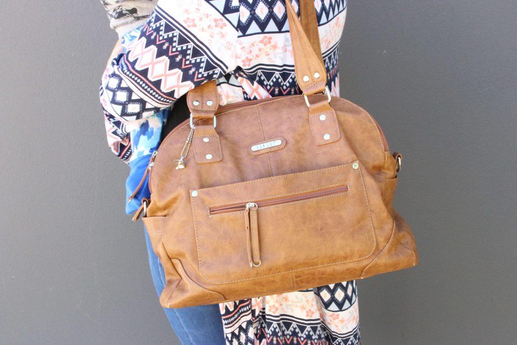 Vanchi Nappy Bag 5