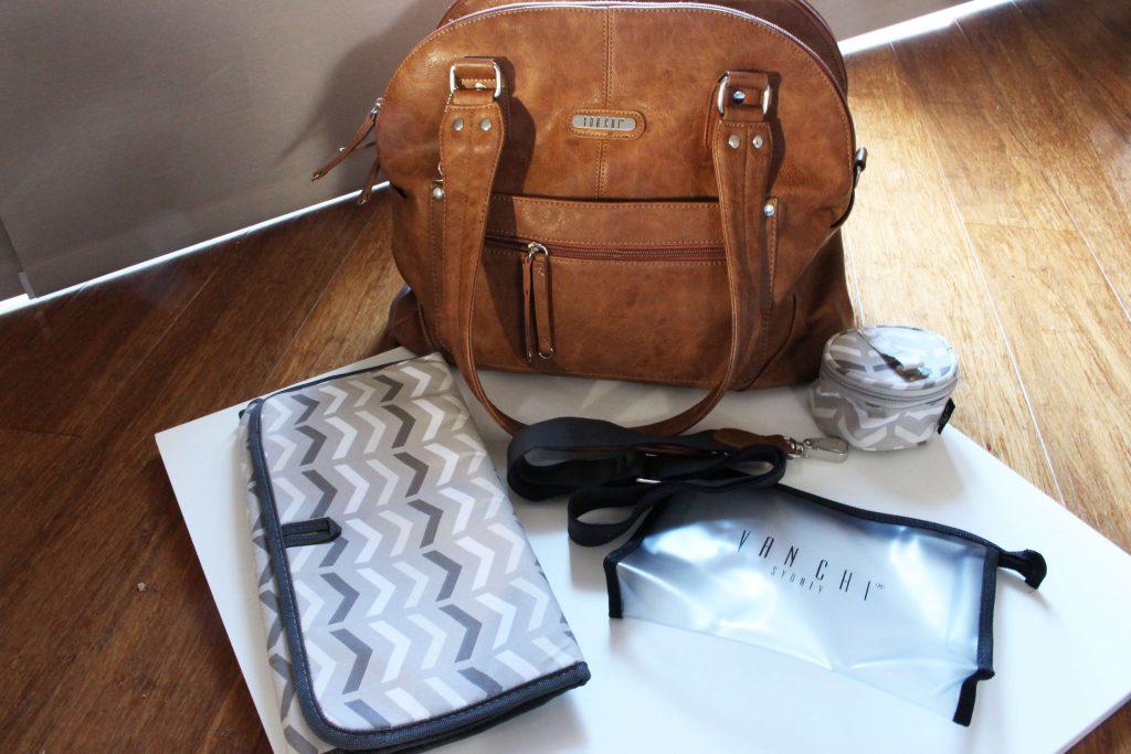 Vanchi Nappy Bag 4