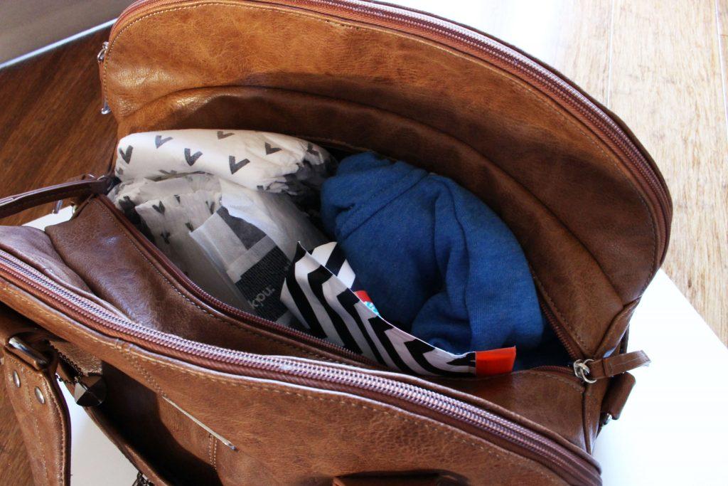 Vanchi Nappy Bag 3