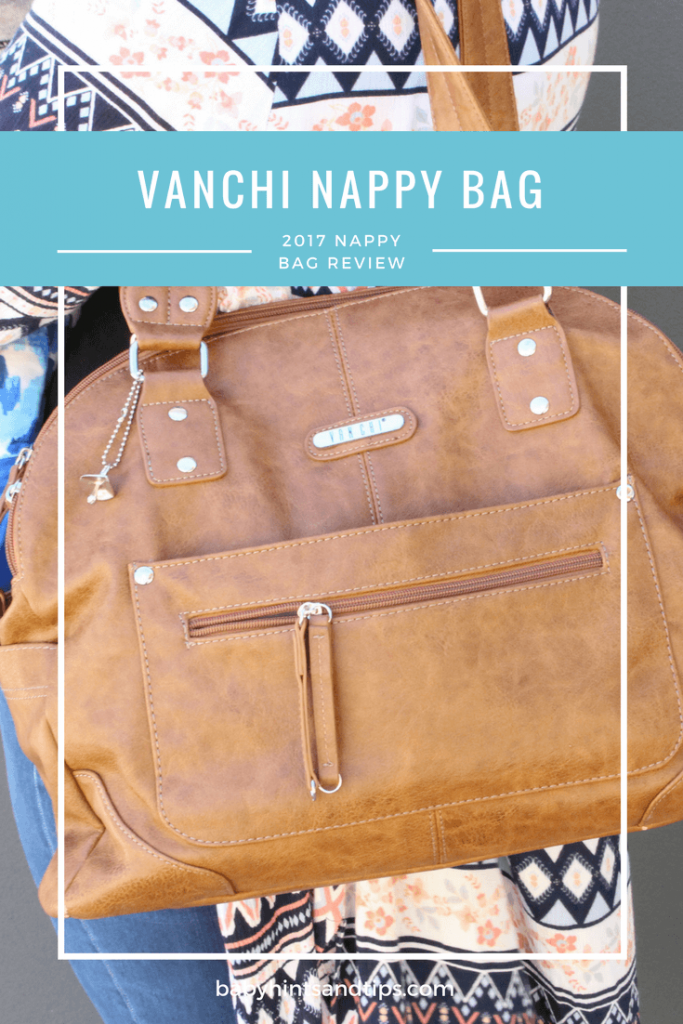 vanchi nappy bag