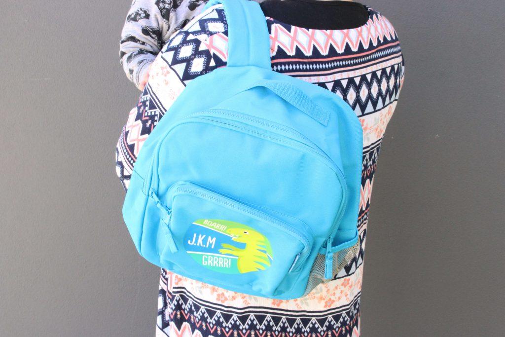 Bright Star Kids Personalised Backpack 5