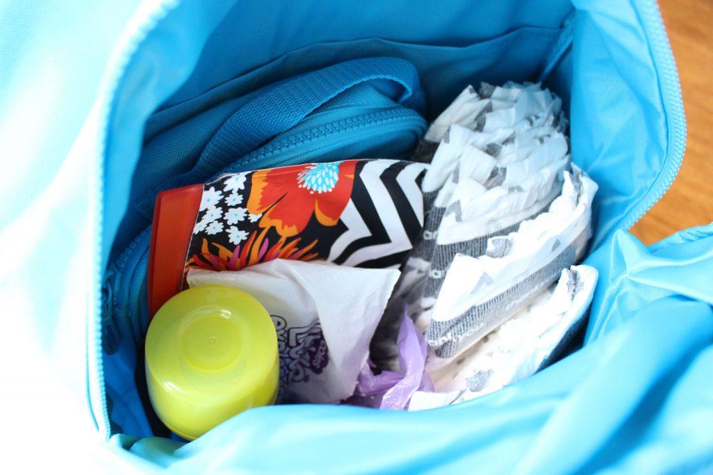 Bright Star Kids Personalised Backpack 4
