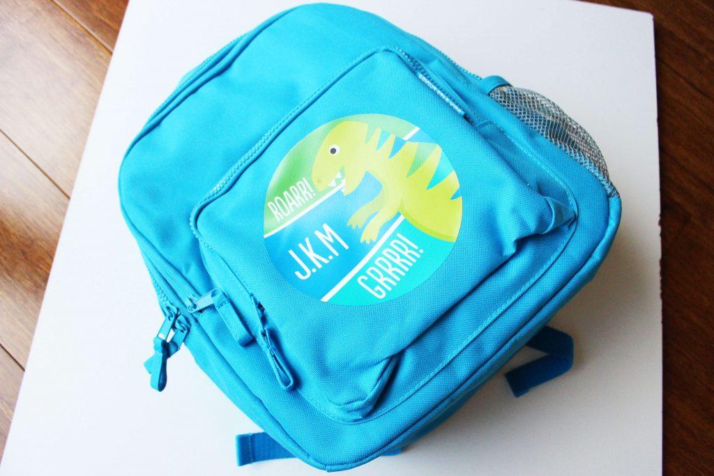 Bright Star Kids Personalised Backpack 3