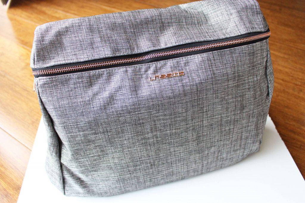 Lassig rosie nappy bag 1