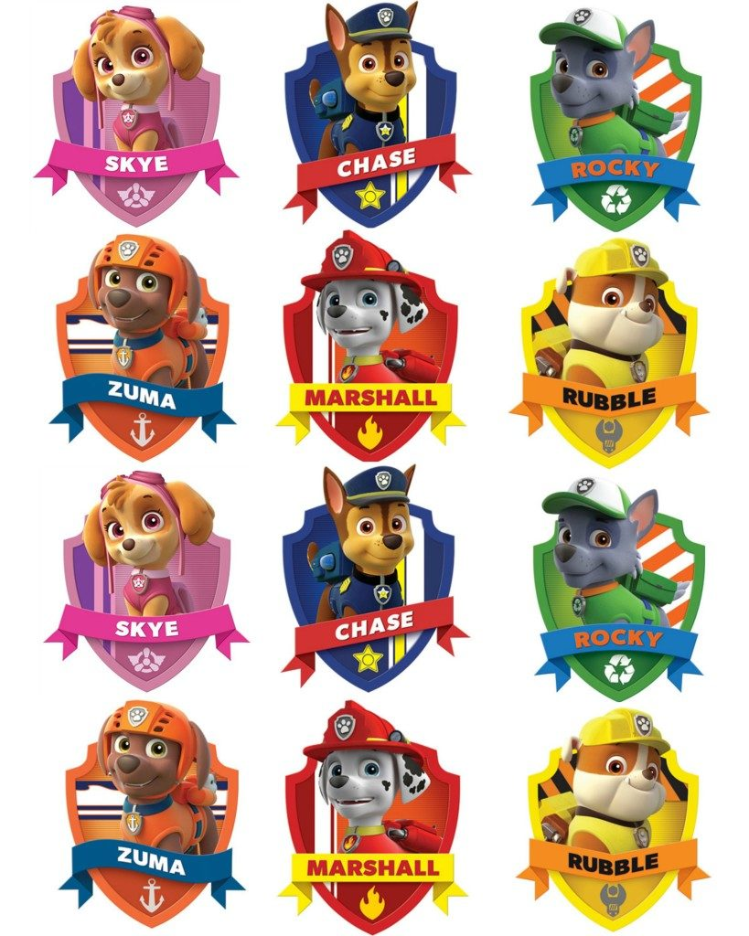paw patrol birthday party activities