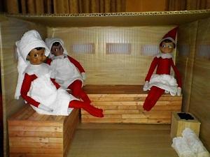 elf sauna