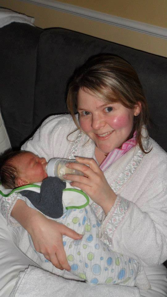 Most women hope for an uncomplicated birth. Belinda shares her story of having an emergency caesarean after being told she wasn't doing the right thing.