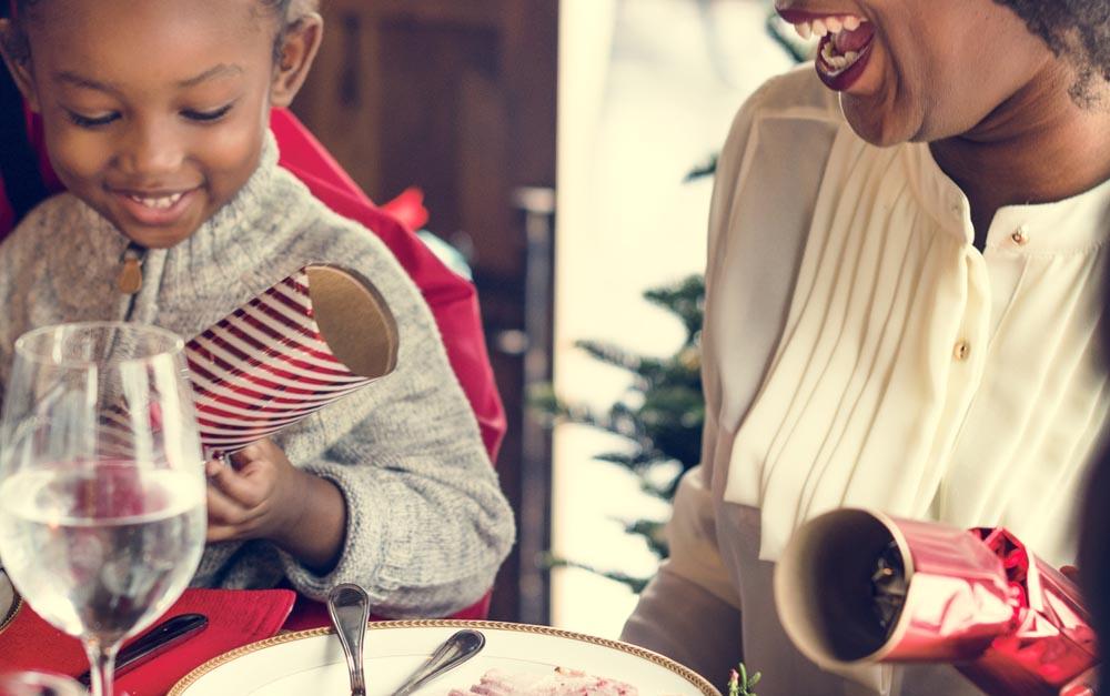 Home made Christmas Bon Bons - Chrismas bon bon jokes for kids and toddlers