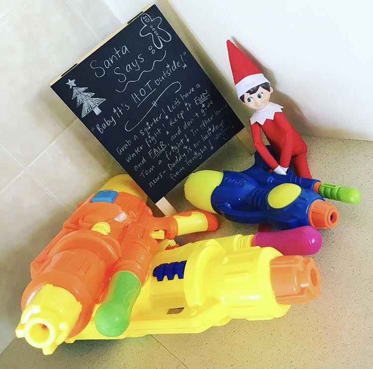 Many use Elf on the Shelf to create cheeky antics for kids to discover. But how can we promote positive behaviour with Elf on the Shelf?