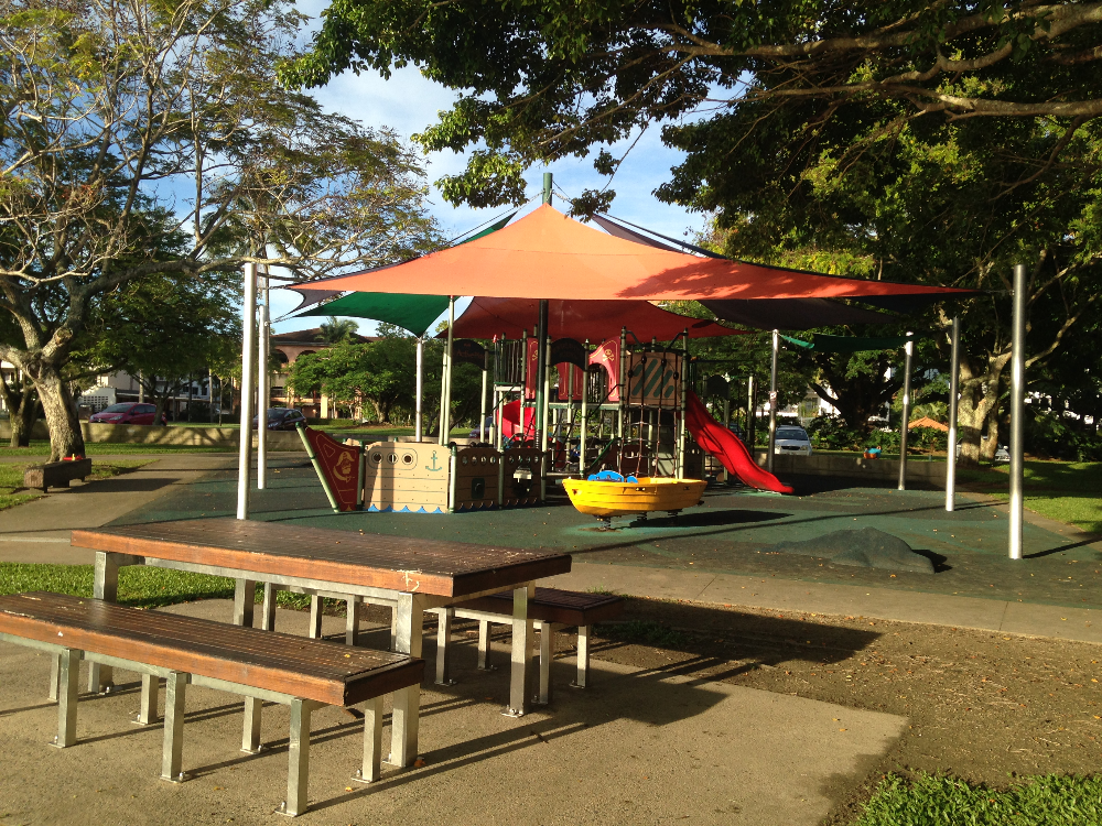 Cairns playgrounds