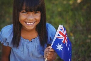 australia day activities for the family