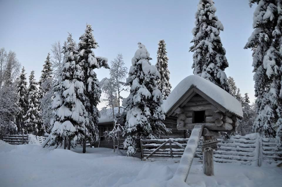 Accommodation in Lapp, Santa's Village in Finland