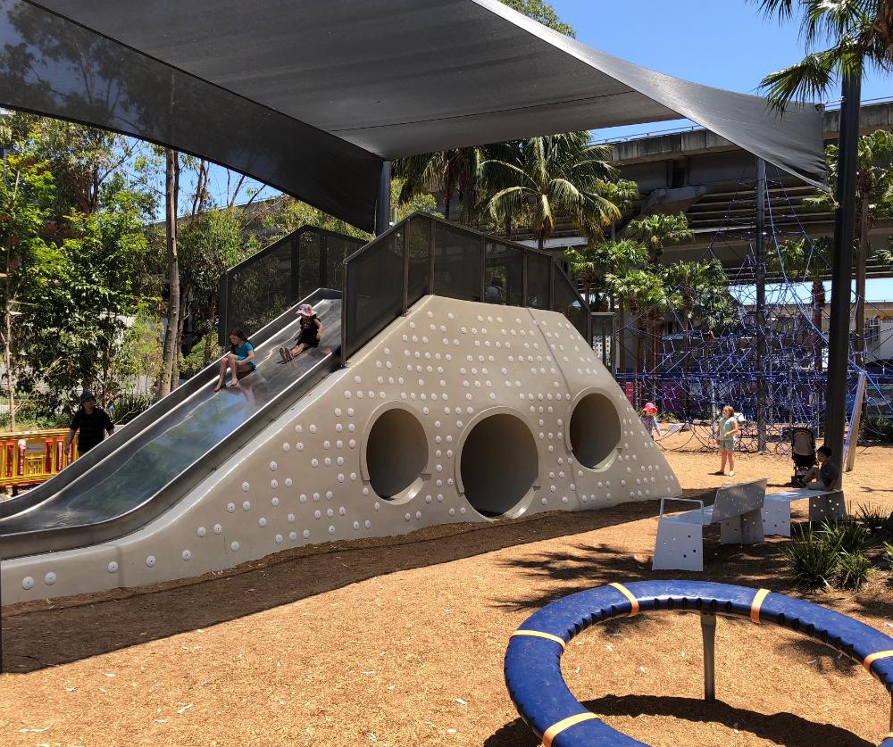 Sydney Playgrounds Darling Quarter