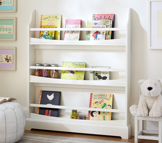Can your kids bedroom decor help foster a love of reading? Try some of these 10 popular bedroom décor trends for your child's room!
