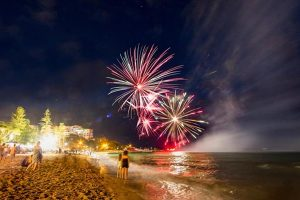 Australia day events near me - Suttons Beach Redcliffe