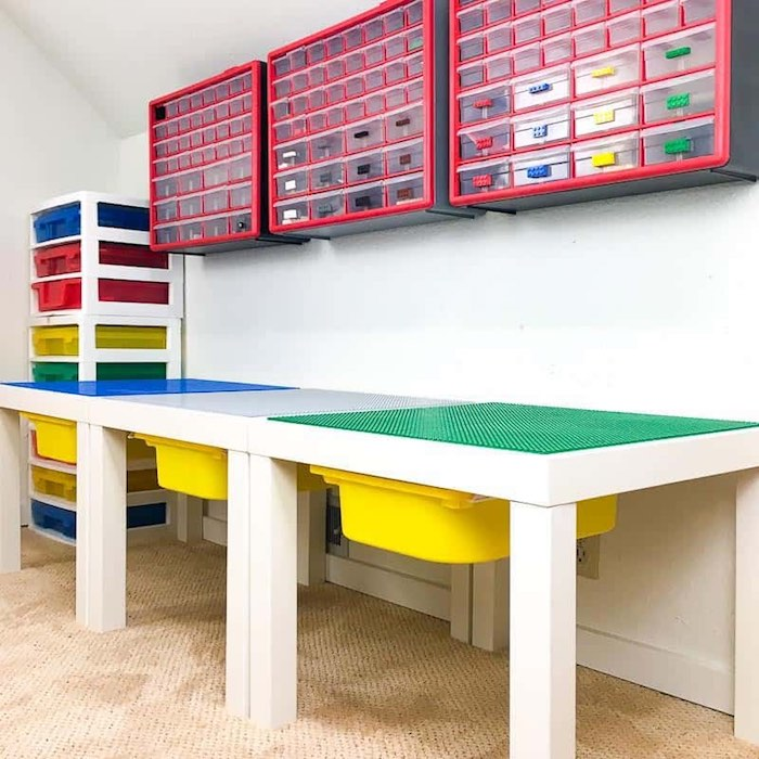 How to Store Lego: 11 Awesome Lego Storage Hacks Mums will ...