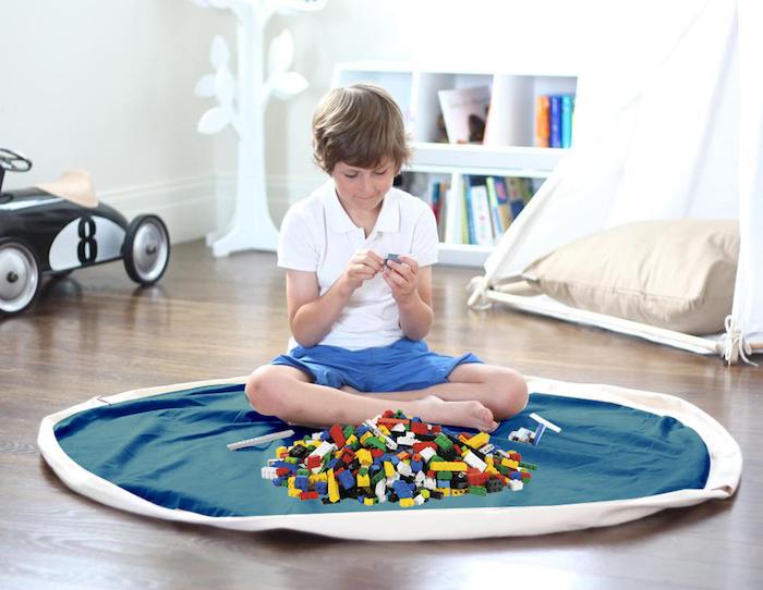 Lego Draw String Bag